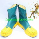 The Seven Deadly Sins king Fairy King Harlequin Grizzly's Sin of Sloth Cosplay Boots Shoes