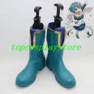 Puella Magi Madoka Magica Miki Sayaka Short Cosplay Boots shoes shoe color 3