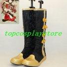 Love Live! maki nishikino Cosplay Shoes Boots for Cheongsam  Custom made #15YJZ1r