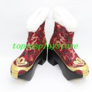 Love Live! Yazawa Nico Fruitfresh High Heel Cosplay Boots shoes #LLC019