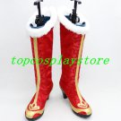 Lovelive! lovelive ! love live Kousaka Honoka Cosplay Boots shoes chinese style ca32 5