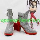 Kantai Collection KanColle Kongou Cosplay Shoes Boots Custom made #KC002