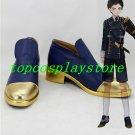 DMM Touken Ranbu Atsu toushirou Cosplay Shoes boots Custom made #TR010