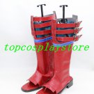 Final Fantasy 13 XIII  Oerba Yun Fang Cosplay SHOES boots Custom halloween New come #406