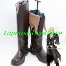 Tales of Berseria Eisen cos Cosplay Shoes boots shoe boot #TB093
