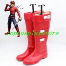 TALES OF SYMPHONIA LLOYD IRVING Cosplay Boots shoes shoe boot #CQ098