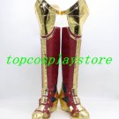 Batman v Superman Dawn of Justice Wonder Woman Diana Prince Cosplay Boots shoes shoe boot #NC840