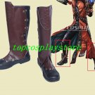 Guardians of the Galaxy Vol. 2 Peter Quill  Jason Quill Star-Lord Spartoi Gamora Cosplay Boots shoes