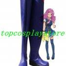 AKB0048 Cosplay Mimori Kishida 8th Blue Cosplay Boots shoes #AKB0019