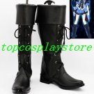 AKB48 AKB0048 RIVER Ver cosplay Shoes Boots black #AKB0021