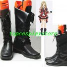 Cosplay Anime AKB0048 Tomomi Itano Shoes Cosplay boots black Ver #AKB0026
