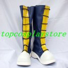 Bakusou Kyoudai Let's & Go!! Go Seiba Cosplay Shoes Boots Custom-Made #BO003