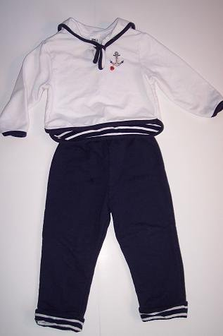 UR IT NAUTICAL PANT SET