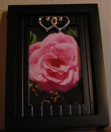 Romantic Framed Photo