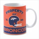 Retro Denver Broncos Mug