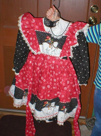 Daisy Kingdom - Polar Bear Dress for Winter
