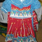 Daisy Kingdom dress - Snowmen for Holidays