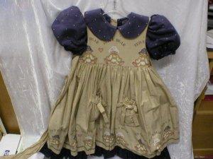 Daisy Kingdom - Ted E Bear Dress