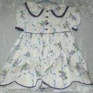 Daisy Kingdom - Violets Dress home sewn