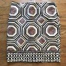 NWT Ann Taylor LOFT Petites Size 6P white Black Brown Geometric Straight Skirt