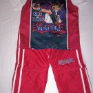YuGiOh Pants & Shirt Set