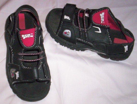 Boy's Sandals by Tech Deck