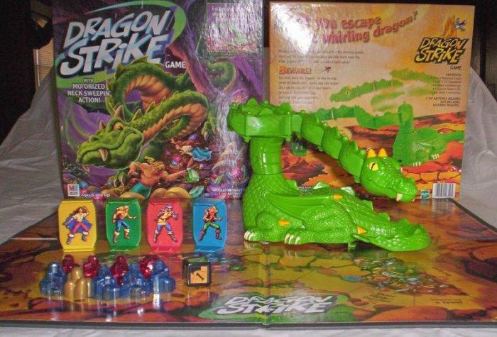Dragon Strike Boardgame