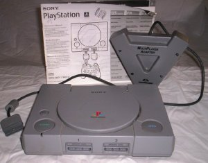 Playstation by Sony