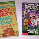 Books Set of 2 Capt.Underpants & Joke Book