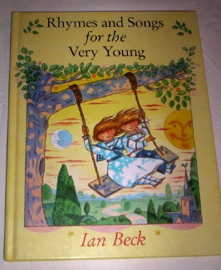 Book - Rhymes & Songs for the Very Young