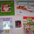 Books - Set of 3 Winter stories plus a special item