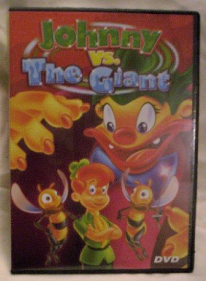DVD Johnny vs. The Giant