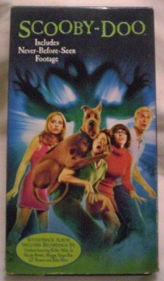 VHS Scooby-Doo