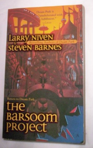 Book - The Barsoom Project