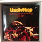 URIAH HEEP 2LP early sessions and rare live recordings
