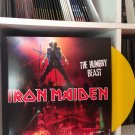 IRON MAIDEN LP the hungry beast