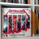 METALLICA 3LP as requested by hamburg - 4th june 2014 live
