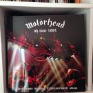 MOTORHEAD 2LP uk tour 1981
