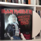 IRON MAIDEN ‎2LP newcastle nightmare 1980