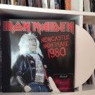 IRON MAIDEN 2LP newcastle nightmare 1980
