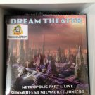 DREAM THEATER 2LP Metropolis Part 1... Live - Summerfest Milwaukee June '93