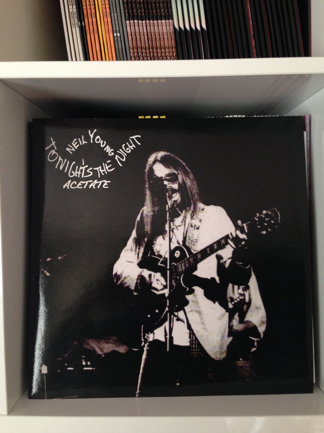 NEIL YOUNG LP Tonight's The Night