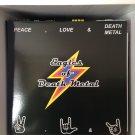 EAGLES OF DEATH METAL LP Peace, Love & Death Metal