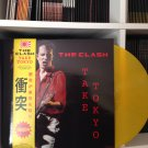 THE CLASH 2LP take tokyo