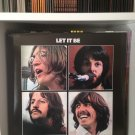 THE BEATLES LP let it be