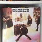 COLOSSEUM 2LP on stage & in the studio 1968-1971