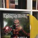 IRON MAIDEN  LP the book of souls 2016 tour samplers