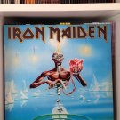 IRON MAIDEN LP seventh son of a seventh son