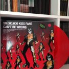 KISS 2LP 50,000,000 kiss fans can't be wrong