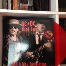 AC/DC LP rock n roll damnation hired gun
